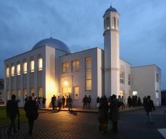 Mesquita Ahmadiyya, em Berlim